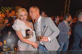 Dancing Stars Finale - ORF Zentrum - Sa 11.05.2019 - Carina SARKISSOVA, Stefan PETZNER (Aussprache auf der aftershow-62