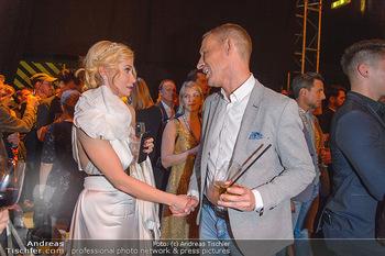 Dancing Stars Finale - ORF Zentrum - Sa 11.05.2019 - Carina SARKISSOVA, Stefan PETZNER (Aussprache auf der aftershow-63