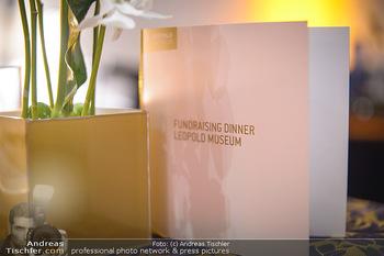 Fundraising Dinner - Leopold Museum - Di 14.05.2019 - 4