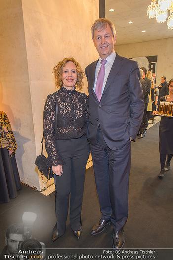 Fundraising Dinner - Leopold Museum - Di 14.05.2019 - 22