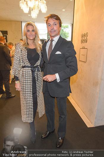 Fundraising Dinner - Leopold Museum - Di 14.05.2019 - Kaja und Alexander QUESTER36