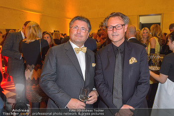 Fundraising Dinner - Leopold Museum - Di 14.05.2019 - Karl-Heinz STRAUSS, Hans-Peter WIPPLINGER47