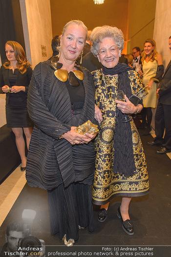 Fundraising Dinner - Leopold Museum - Di 14.05.2019 - Elisabeth LEOPOLD, Agnes HUSSLEIN53