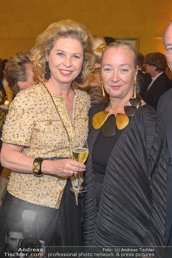 Fundraising Dinner - Leopold Museum - Di 14.05.2019 - Evi HÖFER, Agnes HUSSLEIN65