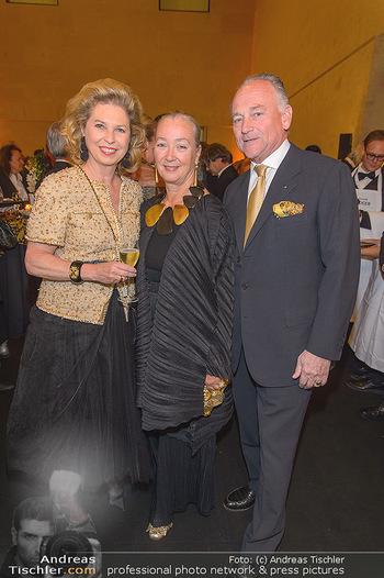 Fundraising Dinner - Leopold Museum - Di 14.05.2019 - Evi und Christian HÖFER, Agnes HUSSLEIN66