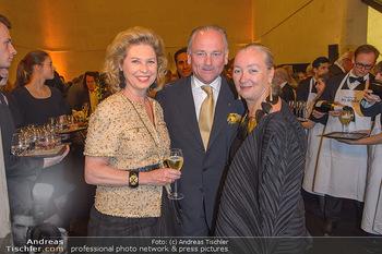 Fundraising Dinner - Leopold Museum - Di 14.05.2019 - Evi und Christian HÖFER, Agnes HUSSLEIN67