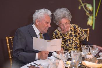 Fundraising Dinner - Leopold Museum - Di 14.05.2019 - Alfons HUBER, Elisabeth LEOPOLD134