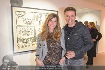 Opening - Galerie Gerald Hartinger - Do 16.05.2019 - Nina SAURUGG, Robert STEINER9