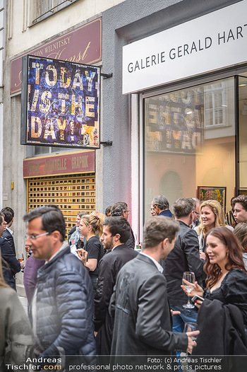 Opening - Galerie Gerald Hartinger - Do 16.05.2019 - 12