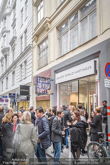 Opening - Galerie Gerald Hartinger - Do 16.05.2019 - 13