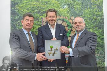 Esterhazy Nachhaltigkeitsbericht 2016-2019 - Orangerie Eisenstadt - Mi 22.05.2019 - Stefan OTTRUBAY, Harald MAHRER, Matthias GRÜN1