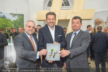 Esterhazy Nachhaltigkeitsbericht 2016-2019 - Orangerie Eisenstadt - Mi 22.05.2019 - Stefan OTTRUBAY, Harald MAHRER, Matthias GRÜN137