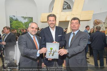 Esterhazy Nachhaltigkeitsbericht 2016-2019 - Orangerie Eisenstadt - Mi 22.05.2019 - Stefan OTTRUBAY, Harald MAHRER, Matthias GRÜN138