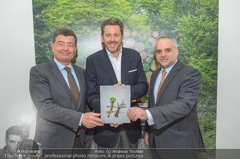 Esterhazy Nachhaltigkeitsbericht 2016-2019 - Orangerie Eisenstadt - Mi 22.05.2019 - Stefan OTTRUBAY, Harald MAHRER, Matthias GRÜN140