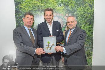 Esterhazy Nachhaltigkeitsbericht 2016-2019 - Orangerie Eisenstadt - Mi 22.05.2019 - Stefan OTTRUBAY, Harald MAHRER, Matthias GRÜN141