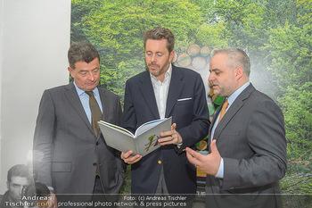 Esterhazy Nachhaltigkeitsbericht 2016-2019 - Orangerie Eisenstadt - Mi 22.05.2019 - Stefan OTTRUBAY, Harald MAHRER, Matthias GRÜN143