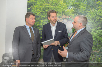 Esterhazy Nachhaltigkeitsbericht 2016-2019 - Orangerie Eisenstadt - Mi 22.05.2019 - Stefan OTTRUBAY, Harald MAHRER, Matthias GRÜN144