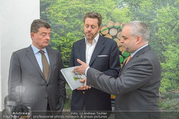 Esterhazy Nachhaltigkeitsbericht 2016-2019 - Orangerie Eisenstadt - Mi 22.05.2019 - Stefan OTTRUBAY, Harald MAHRER, Matthias GRÜN145