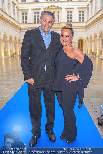 Gesund & Fit Award - Palais Niederösterreich - Mi 22.05.2019 - Atousa MASTAN mit Freund Alexander VOJCSIK29