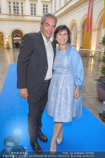 Gesund & Fit Award - Palais Niederösterreich - Mi 22.05.2019 - Robert LETZ, Marion FINGER48