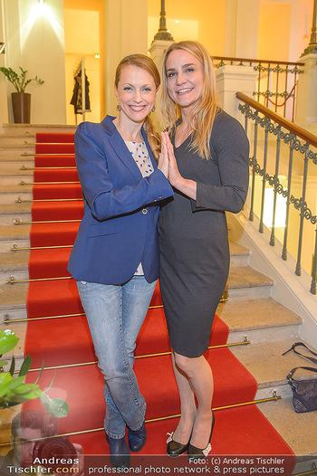 Gesund & Fit Award - Palais Niederösterreich - Mi 22.05.2019 - Natalie ALISON, Nicole WESNER59