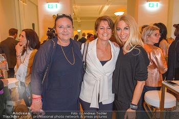 Gesund & Fit Award - Palais Niederösterreich - Mi 22.05.2019 - Martina LÖWE, Doris KIEFHABER, Yvonne RUEFF62