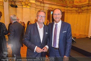 Gesund & Fit Award - Palais Niederösterreich - Mi 22.05.2019 - Oliver VOIGT, Ernst MINAR74