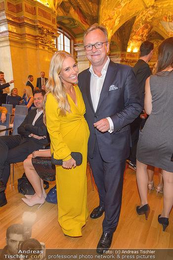 Gesund & Fit Award - Palais Niederösterreich - Mi 22.05.2019 - Jenny MAGIN (FELLNER), Oliver VOIGT77
