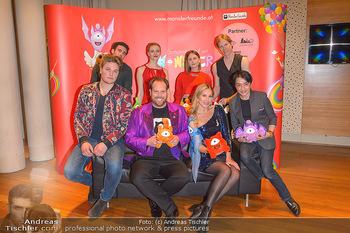 Monsterfreunde Konzert - Stadthalle, Wien - Do 23.05.2019 - 17