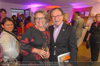 Friends of Society Fest - Vienna Medical Center - Do 23.05.2019 - Claudia BANDION-ORTNER, Georg ZANGER118