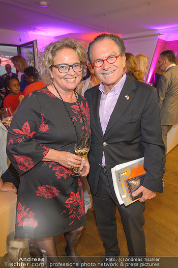 Friends of Society Fest - Vienna Medical Center - Do 23.05.2019 - Claudia BANDION-ORTNER, Georg ZANGER119