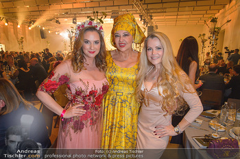 Schmuckstars Award Gala - Hotel Andaz am Belvedere Wien - Do 23.05.2019 - Andrea BUDAY, Zoryana KUSHPLER, Niki OSL1