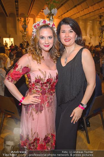 Schmuckstars Award Gala - Hotel Andaz am Belvedere Wien - Do 23.05.2019 - Zoryana KUSHPLER, Niki OSL5