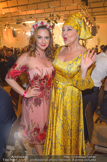 Schmuckstars Award Gala - Hotel Andaz am Belvedere Wien - Do 23.05.2019 - Andrea BUDAY, Niki OSL6