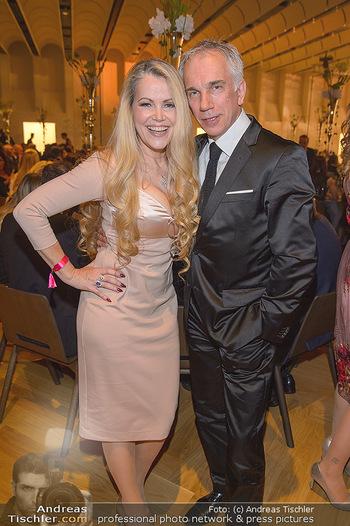 Schmuckstars Award Gala - Hotel Andaz am Belvedere Wien - Do 23.05.2019 - Evelyn RILLE, Johannes IFKOVITS7