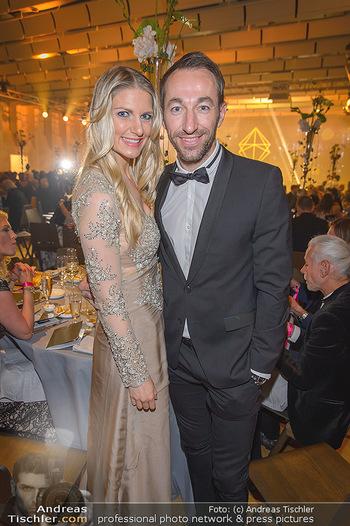 Schmuckstars Award Gala - Hotel Andaz am Belvedere Wien - Do 23.05.2019 - Manuel und Kerstin ORTLECHNER8