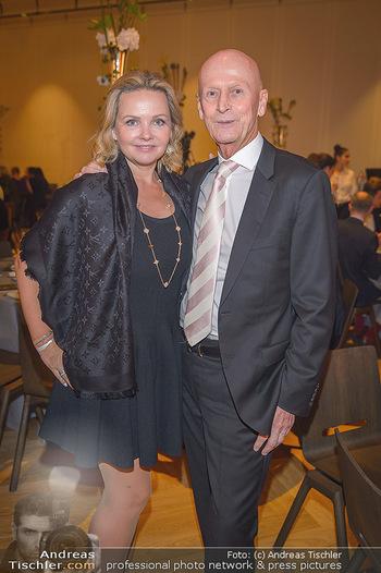 Schmuckstars Award Gala - Hotel Andaz am Belvedere Wien - Do 23.05.2019 - Kurt MANN mit Joanna11