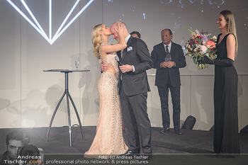 Schmuckstars Award Gala - Hotel Andaz am Belvedere Wien - Do 23.05.2019 - Christian LERNER, Silvia SCHNEIDER187