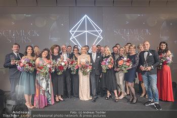 Schmuckstars Award Gala - Hotel Andaz am Belvedere Wien - Do 23.05.2019 - Gruppenfoto, Schlussbild192