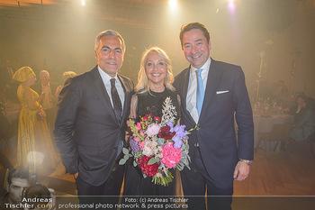 Schmuckstars Award Gala - Hotel Andaz am Belvedere Wien - Do 23.05.2019 - Uschi PÖTTLER-FELLNER, Christian PÖTTLER, Philipp PELZ197