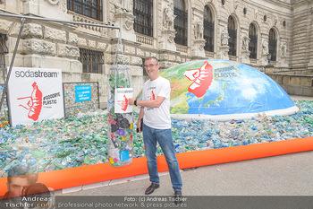 Schwarzenegger für SodaStream - Hofburg Wien - So 26.05.2019 - 1
