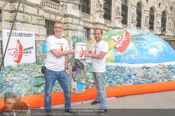 Schwarzenegger für SodaStream - Hofburg Wien - So 26.05.2019 - 3