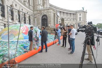 Schwarzenegger für SodaStream - Hofburg Wien - So 26.05.2019 - 13
