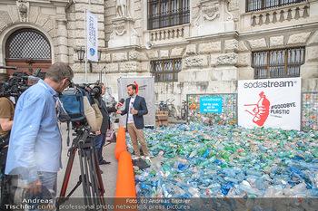 Schwarzenegger für SodaStream - Hofburg Wien - So 26.05.2019 - 14