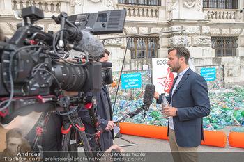 Schwarzenegger für SodaStream - Hofburg Wien - So 26.05.2019 - 16