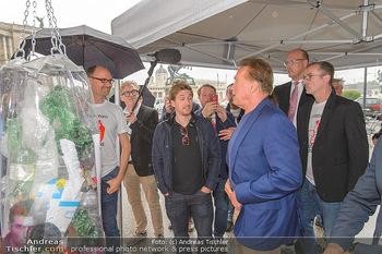 Schwarzenegger für SodaStream - Hofburg Wien - So 26.05.2019 - Arnold SCHWARZENEGGER41