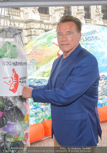 Schwarzenegger für SodaStream - Hofburg Wien - So 26.05.2019 - Arnold SCHWARZENEGGER46