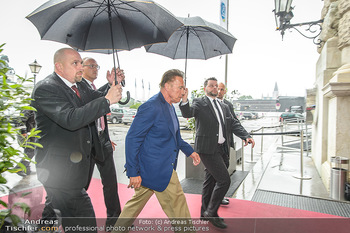 Schwarzenegger für SodaStream - Hofburg Wien - So 26.05.2019 - Arnold SCHWARZENEGGER55