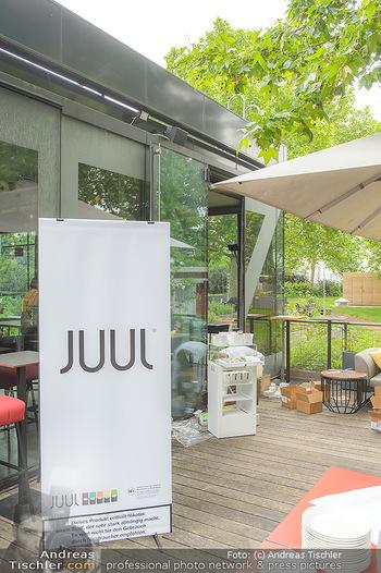 Juul Launchevent - Heuer und Das Dach, Wien - Mo 27.05.2019 - 2