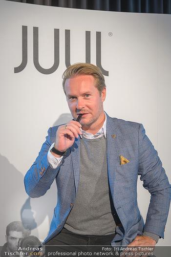 Juul Launchevent - Heuer und Das Dach, Wien - Mo 27.05.2019 - Udo UNTERBERGER4